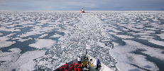 Silversea's Northwest Passage Expedition